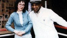 Joyce Carol Oates and Mike Tyson.